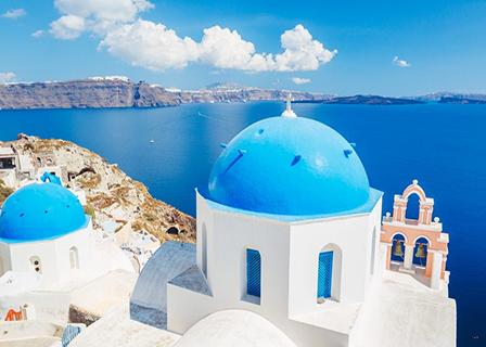 Красива гледка на Гръчци остров