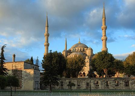 Джамия в Турция