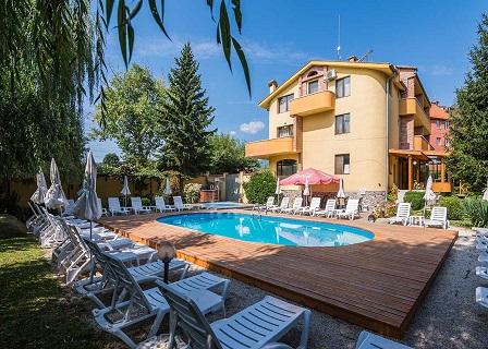 Семеен хотел Ив Велинград