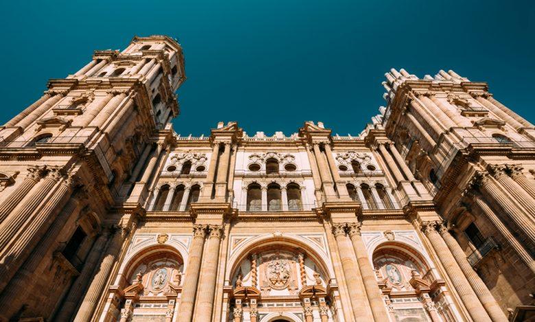 Катедрала в Малага Испания