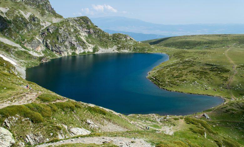 Бъбрека- едно от седемте рилски езера