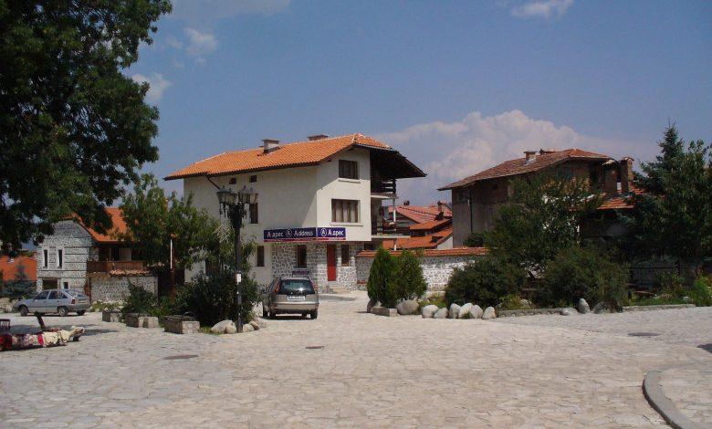 Банско център