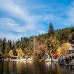 Езерото Клептуза- един от символите на Велинград