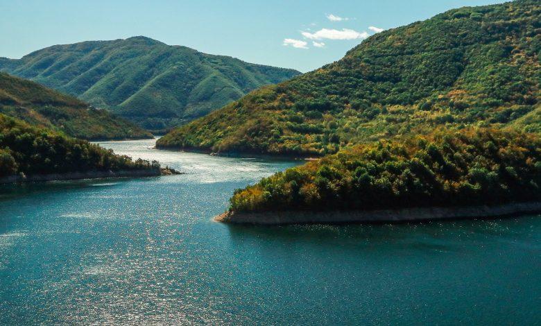 Язовир Батак и местността Цигов Чарк