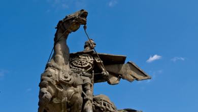 Photo of Картина от миналото пресъздадена с образа на съвремието – Велико Търново